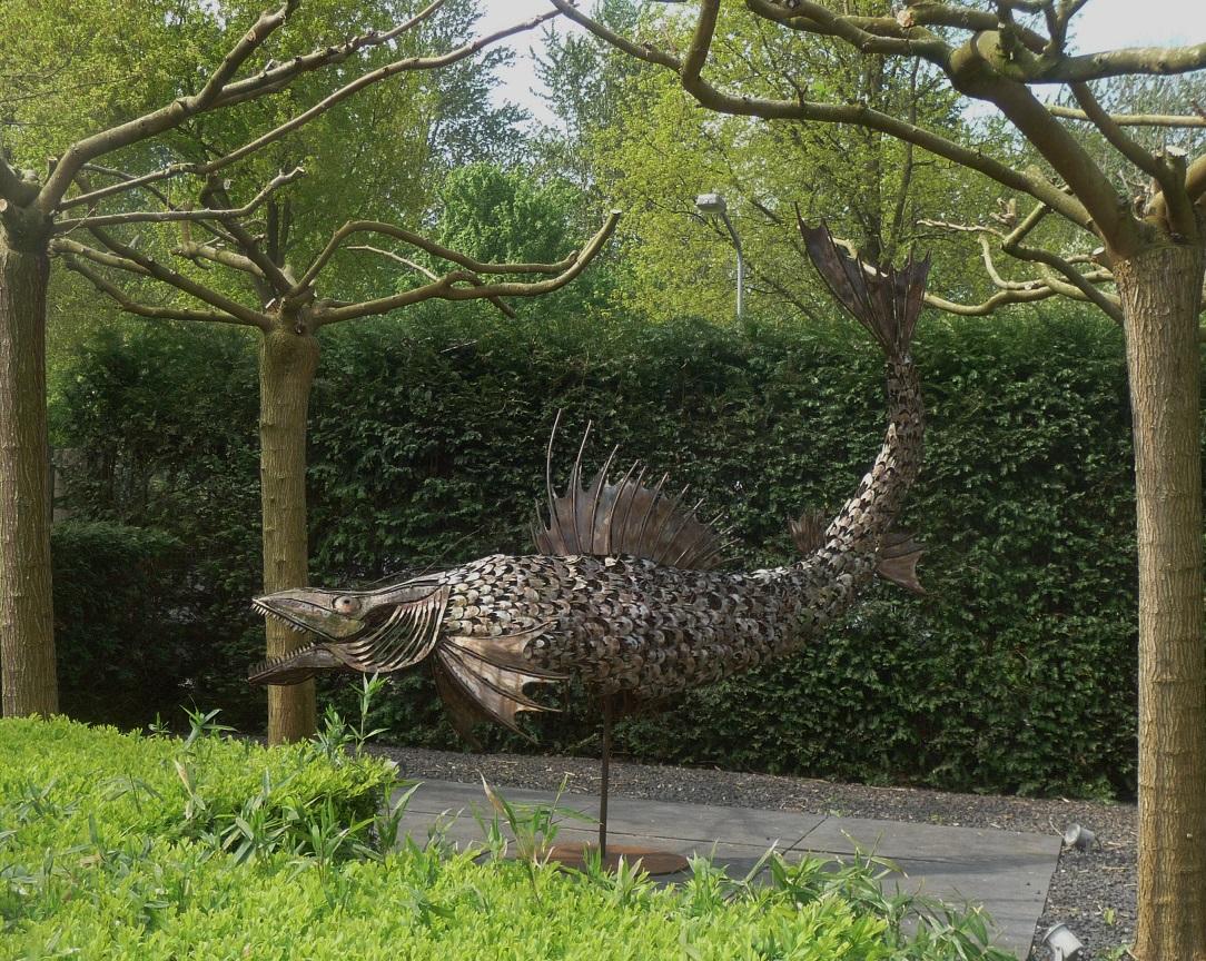 Kunstobjecten Voor Tuin : Tuin en kunst