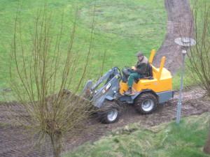 Bestrating, sierbestrating en klein grondwerk