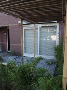 Tuinontwerp Zeewolde, Harderwijk, Almere, Soest
