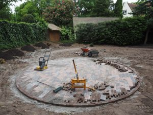 Bestrating Laren