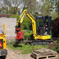 Hoveniersbedrijf Harderwijk tuinaanleg