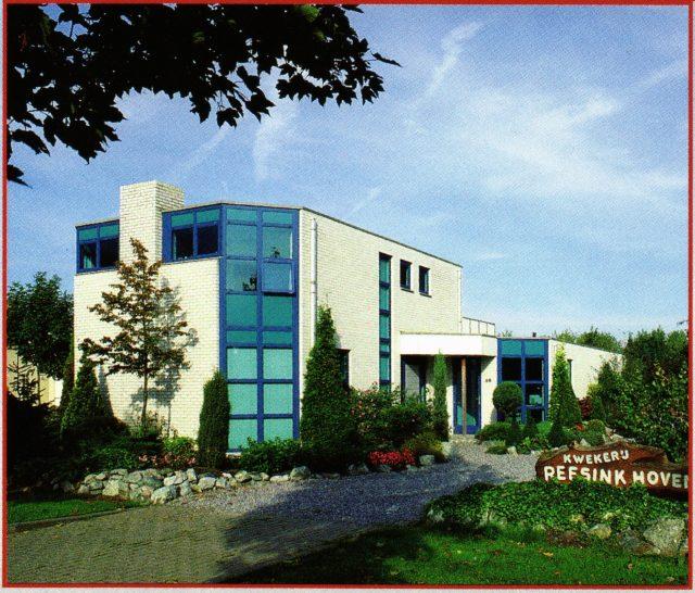 Hoveniersbedrijf Zeewolde viert 35 jarig jubileum