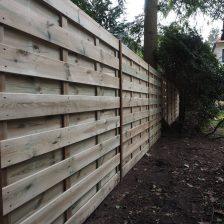 Schutting en tuinschermen Bilthoven