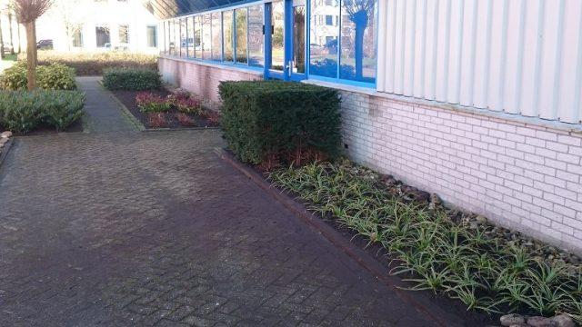 Tuinonderhoud bedrijfstuinen Almere