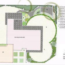 Tuinontwerp tuinaanleg en tuinrenovatie Harderwijk