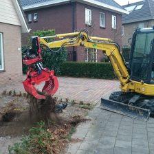 Bestrating Harderwijk Drielanden