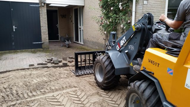 Herbestrating in Zeewolde