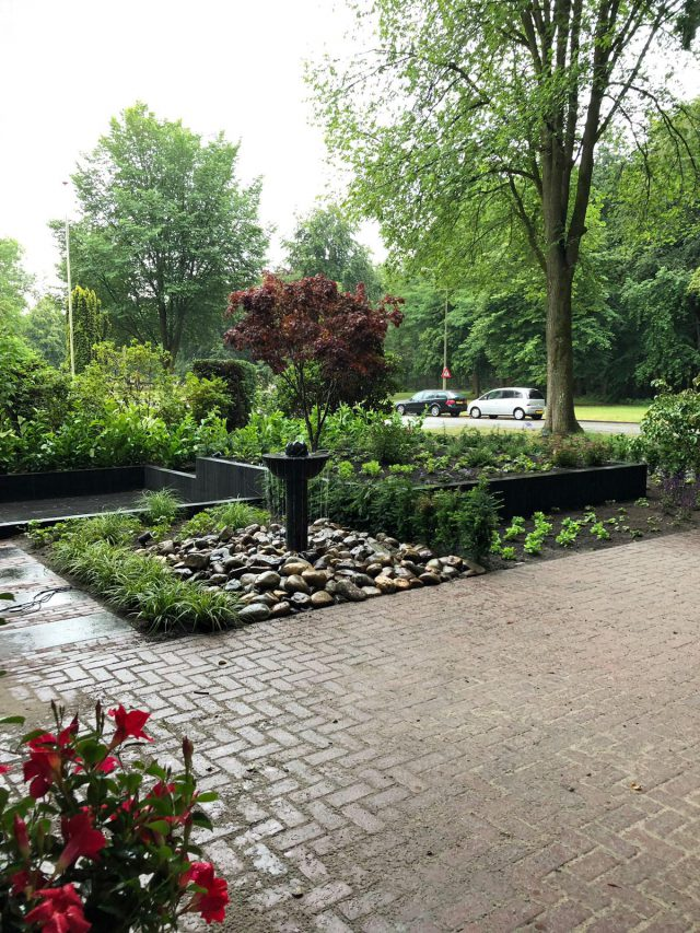 TUINAANLEG in Harderwijk