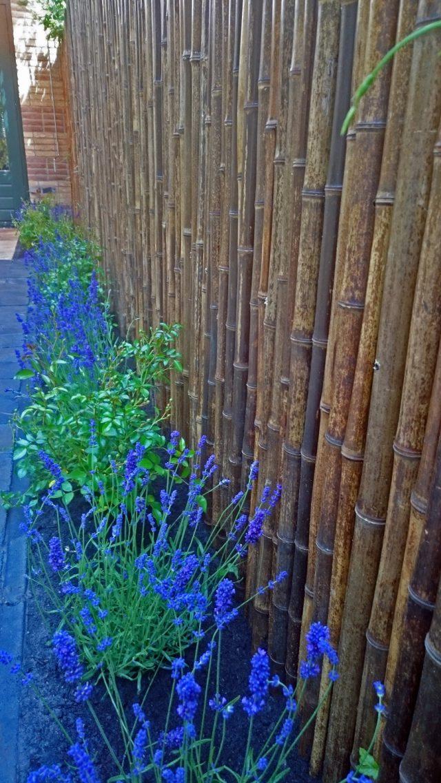Update met bamboe matten