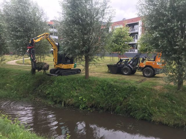 Tuinaanleg en tuinonderhoud Soest