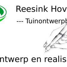 Tuinontwerp Bilthoven