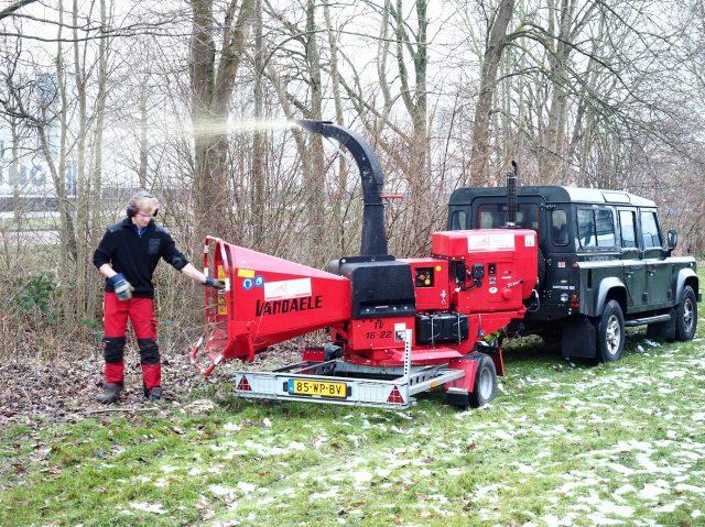 Onderhoud boomsingels en boomverzorging
