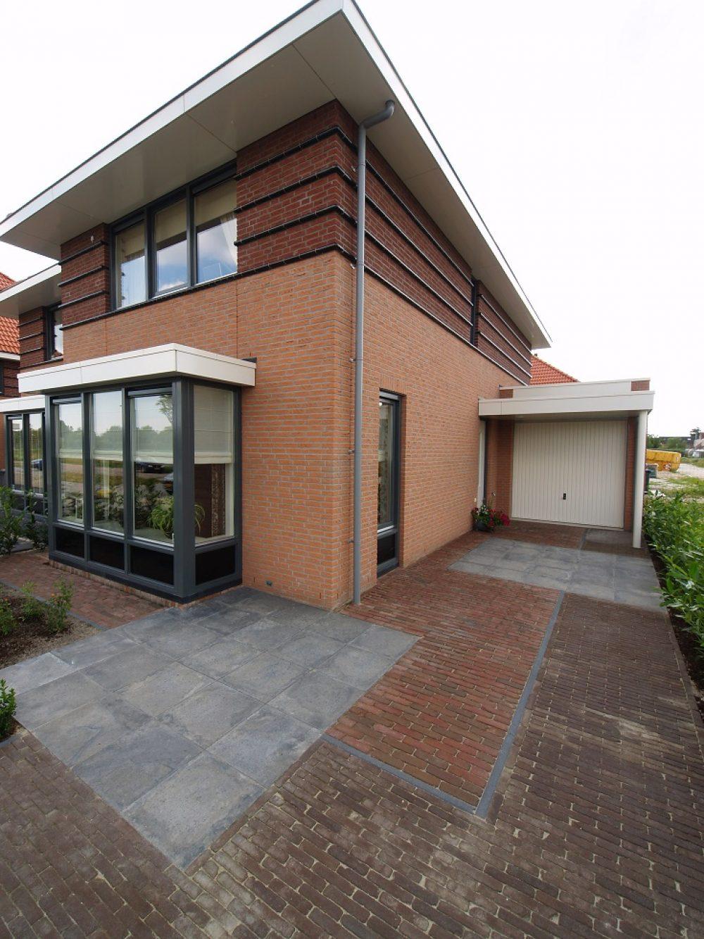 Bestrating amersfoort voor tuin en terras reesink hoveniers for Oprit ontwerp