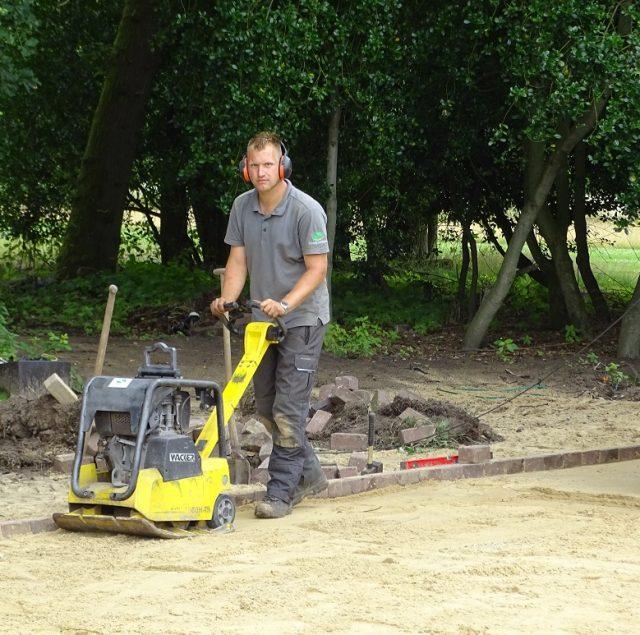 Bestratingen Bilthoven - Reesink Hoveniers
