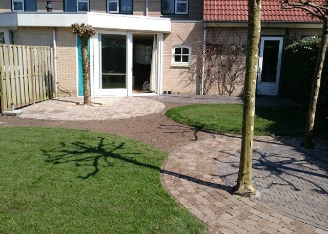 Exclusieve tuinaanleg en bestrating in Zeewolde
