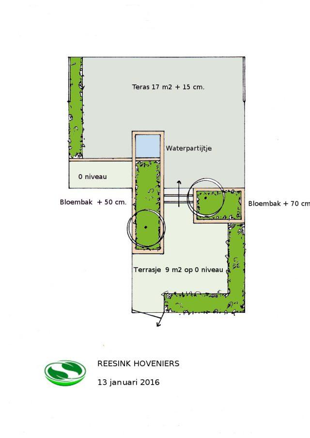 Tuinontwerpen Reesink Hoveniers