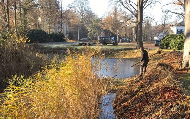 Tuinonderhoud en parkonderhoud