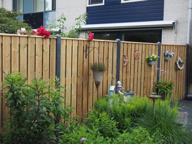 Creatief omgaan met tuinschermen