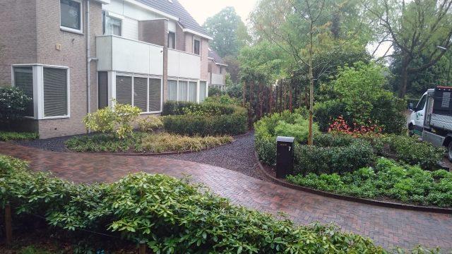 Vormsnoei in Bilthoven